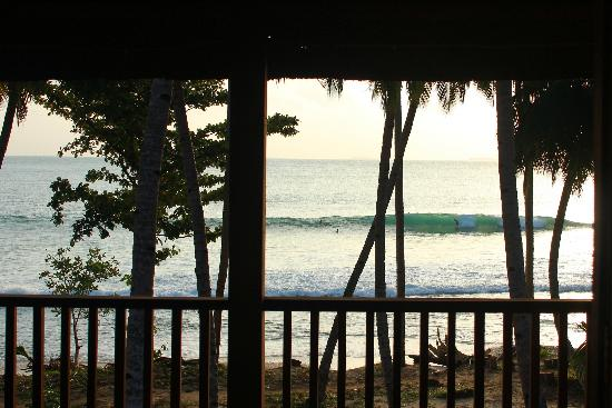 Mentawai Surf Retreat: View from your balcony