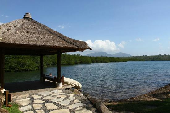 Mimpi Resort Menjangan: panorama