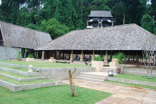 Gaya Island Resort: Lobby