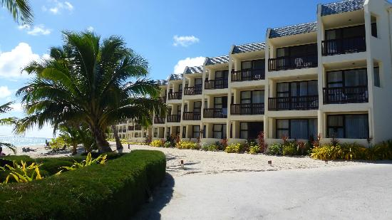 The Edgewater Resort & Spa: Beach View Rooms