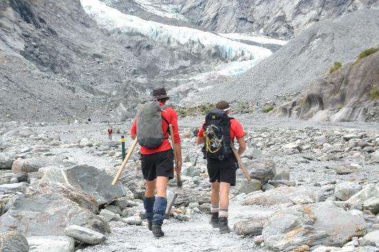 写真Franz Josef Glacier枚