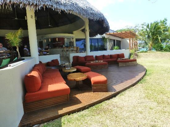 The Havannah, Vanuatu: Outdoor lounge