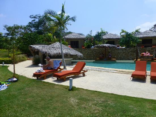 The Havannah, Vanuatu: Pool