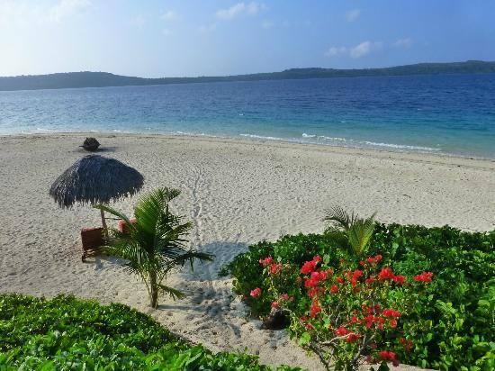 The Havannah, Vanuatu: Beach