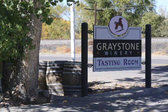 Grand Junction, CO: Graystone Winery - October 2012
