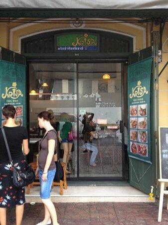 Krisa Coffee Shop