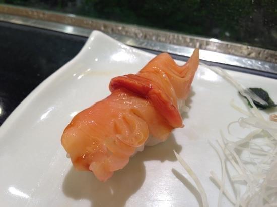 Japanese Restaurant KENJO: 赤貝