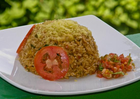Ben's Deli : Mexican Fried Rice