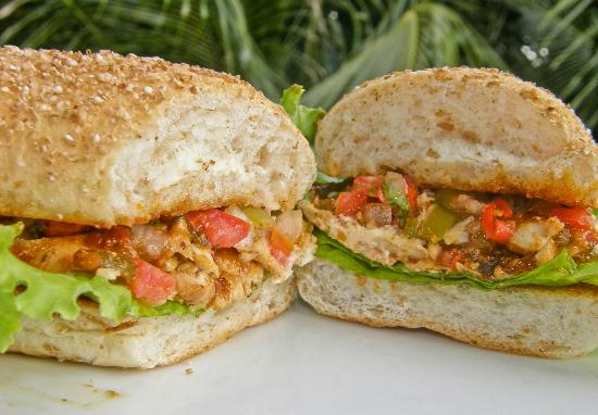 Ben's Deli : Mexican Chicken Sandwich