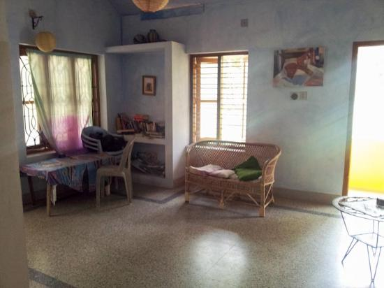 Sherin Cottage: Common area