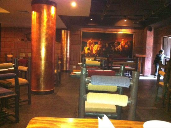 Nandhana Grand: The new attached restaurant