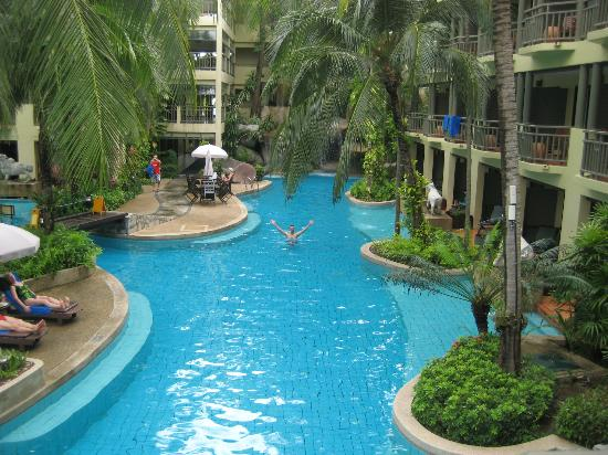 Phuket Marriott Resort & Spa, Merlin Beach: Beautiful pools