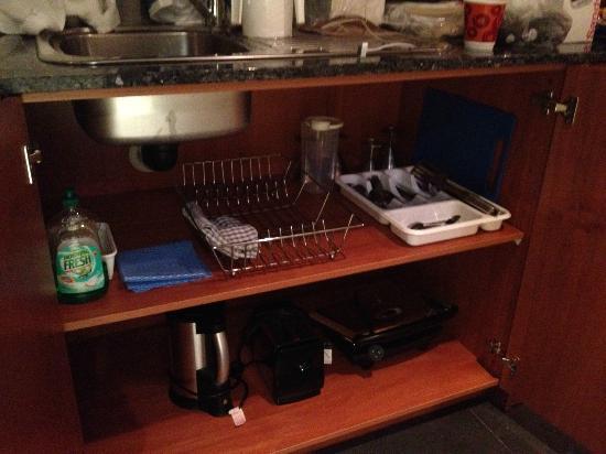 BEST WESTERN Goulburn: Kitchen supplies