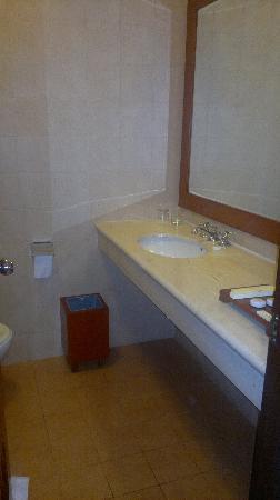โรงแรมซานติกาพลเทียนัค: Bathroom