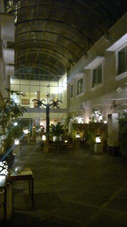 โรงแรมซานติกาพลเทียนัค: Little Garden