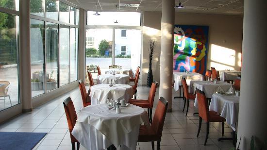 Best Western Hotel Frankfurt Airport: Restaurant