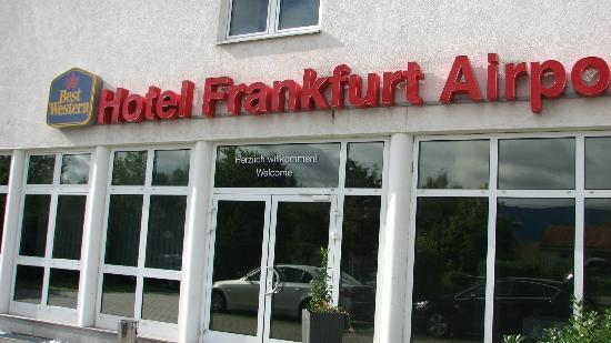Hotel Hotelgelande Picture Of Best Western Soibelmanns Frankfurt