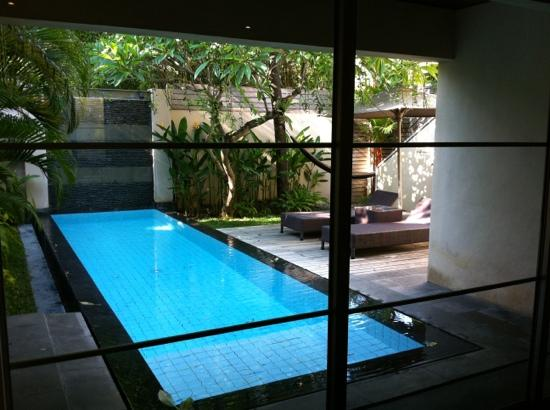 Bali Island Villas & Spa: Private Pool and Garden
