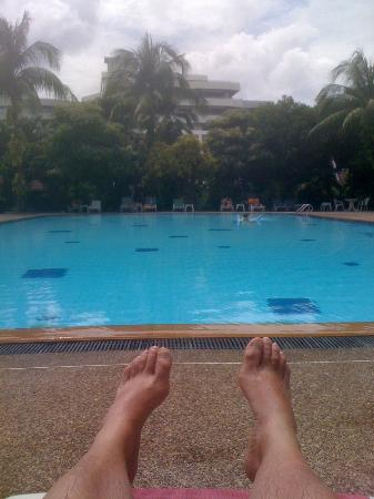 Patong Resort: Pool 2