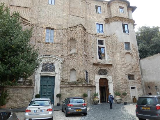 VOI Donna Camilla Savelli Hotel: Entrée de l'Hôtel
