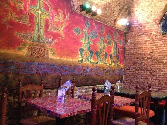 La Panza is Pimero : Interno del locale