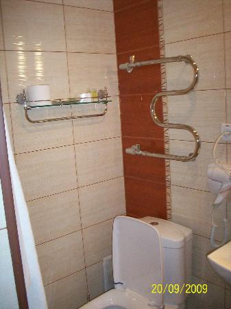 Arle Hotel: Shower