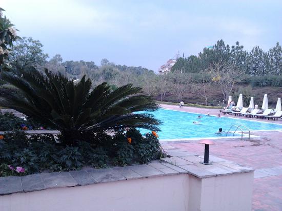 Hyatt Regency Kathmandu: View - Pool