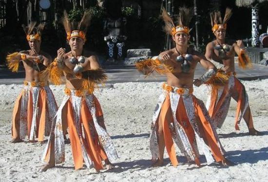 PortAventura Park: Aloha Tahiti Show