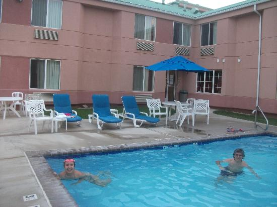 Sleep Inn Moab: L'ottima piscina