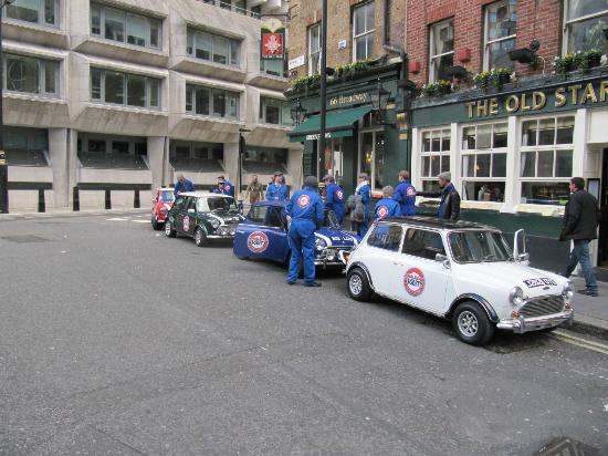 Small Car BIG CITY: Convoy of Minis getting started
