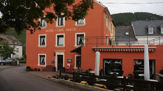 Gästehaus-Café Mack
