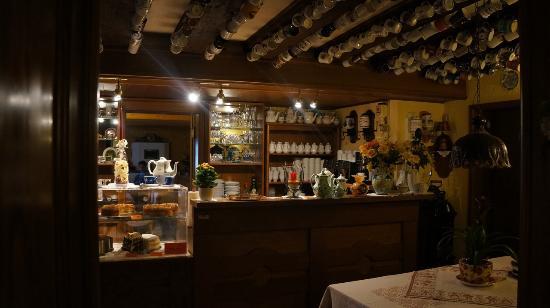 Gästehaus-Café Mack: Receptionen