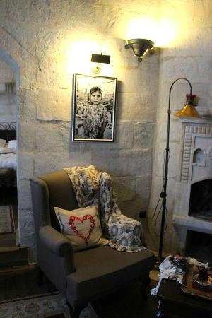 Terra Cave Hotel : room 501