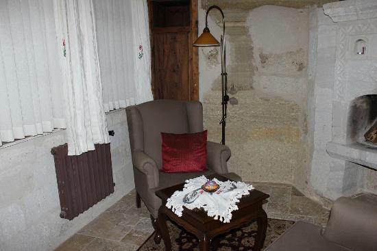 Terra Cave Hotel: room 504