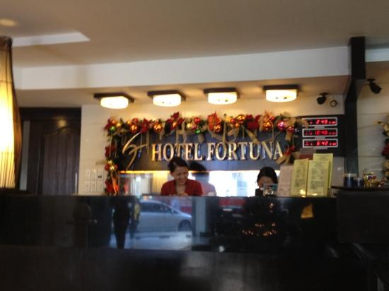 Hotel Fortuna: .......