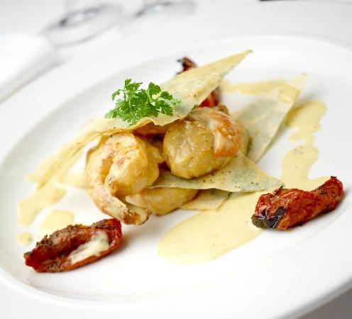 Ballygarry House Hotel & Spa: Brooks Restaurant