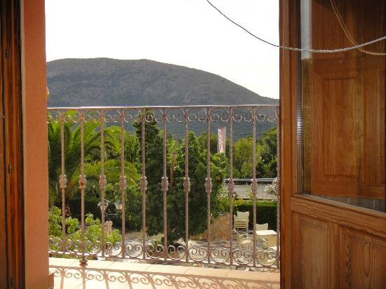 Llar La Morena: View from room 