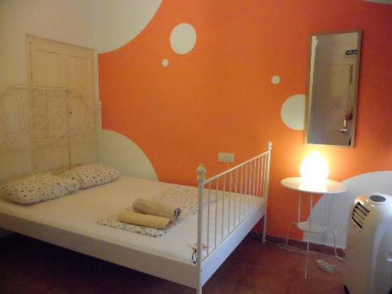La Casa Mata: Camera doppia con servizi in comune
