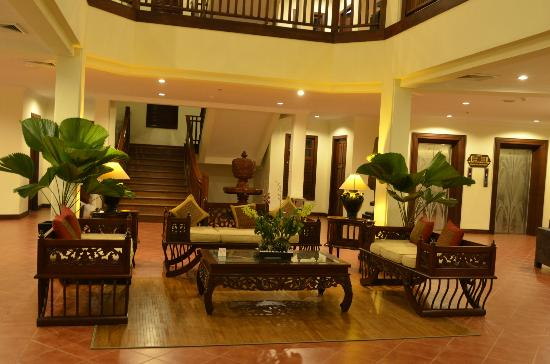 Angkor Palace Resort & Spa: Lobby of the rooms