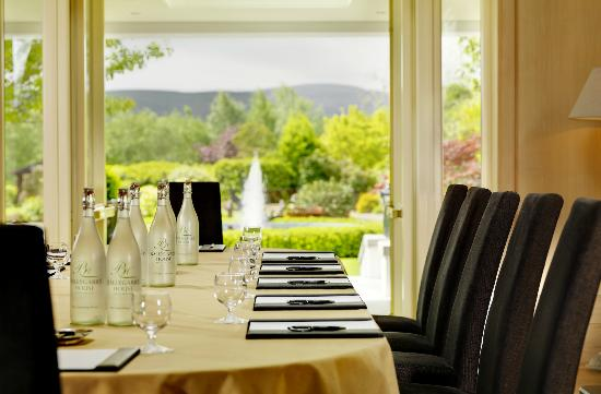 Ballygarry House Hotel & Spa: Business at Ballygarry House
