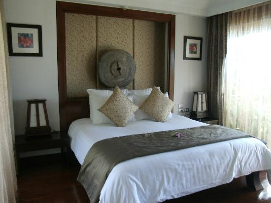 Ayara Hilltops Resort and Spa : Bedroom