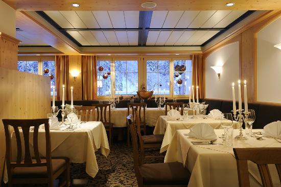 Hotel Verwall: Restaurant