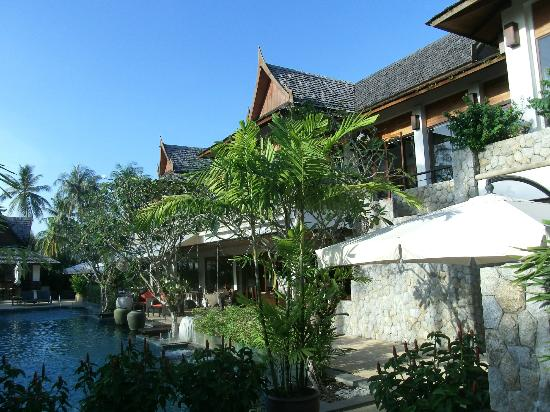 Ayara Hilltops Resort and Spa : Restaurant