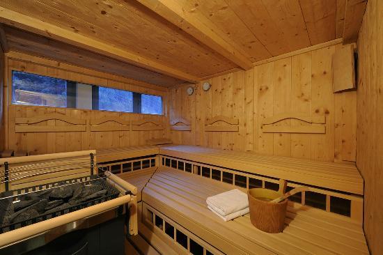 Hotel Verwall: Vitalbereich - Sauna