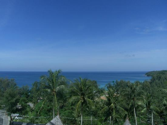 Ayara Hilltops Resort and Spa: View