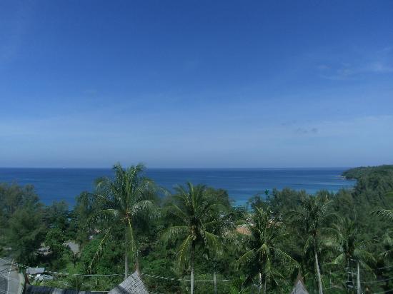 Ayara Hilltops Resort and Spa : View
