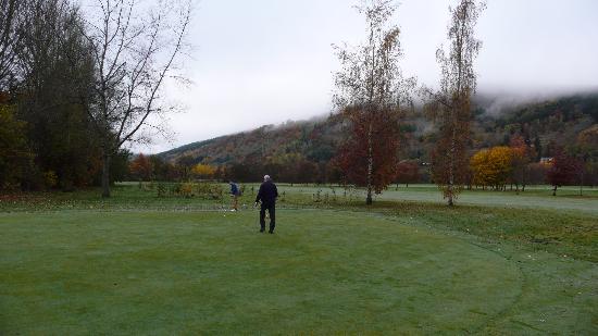 Moness Resort: Aberfeldy Golf