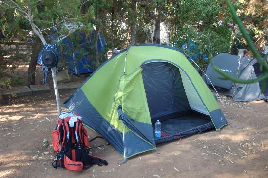 Villaggio Egad: camp