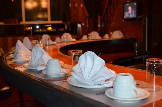 Rembrandtplein Hotel: Breakfast Area