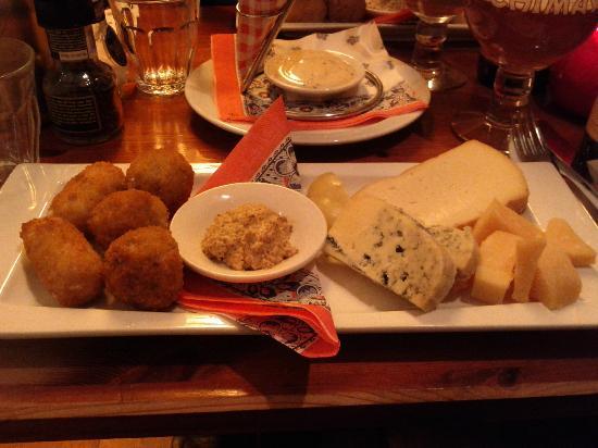 Brasserie de Brakke Grond : Lage Landen Garnituur